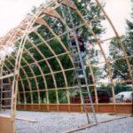 Boatbuilding Shelter